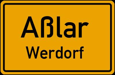 Waldstraße in AßlarWerdorf