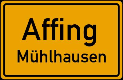 Am Anger in AffingMühlhausen