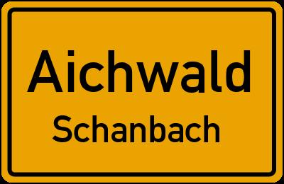 Amselweg in AichwaldSchanbach