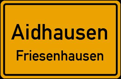 Aidhausen Friesenhausen