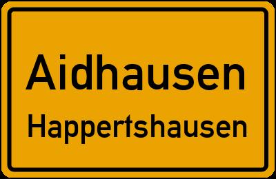 Aidhausen Happertshausen