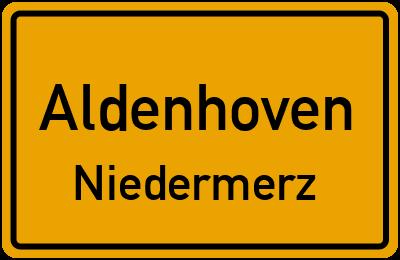 Karl-Arnold-Ring in AldenhovenNiedermerz