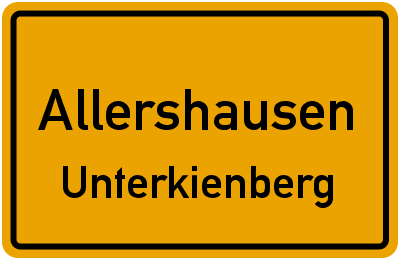 Allershausen Unterkienberg