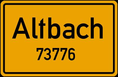 73776 Altbach