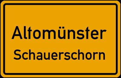 Joseph-Magges-Straße Altomünster Schauerschorn