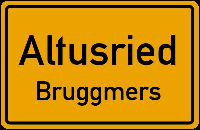Straßenverzeichnis Altusried Bruggmers
