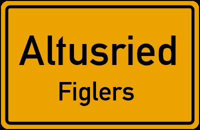 Straßenverzeichnis Altusried Figlers
