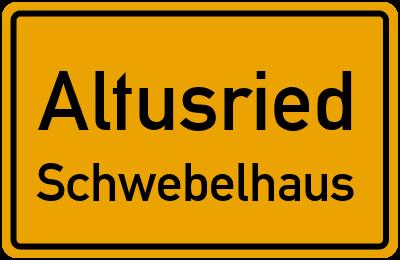 Straßenverzeichnis Altusried Schwebelhaus