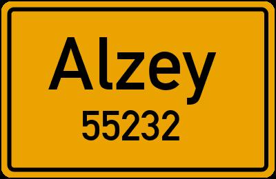 55232 Alzey Strassenverzeichnis Alle Strassen In
