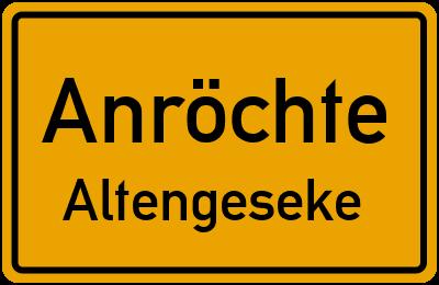 Zum Kirchenholz Anröchte Altengeseke