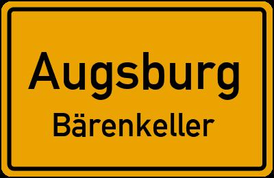 Augsburg Bärenkeller