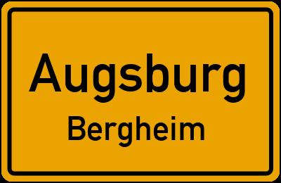 Augsburg Bergheim