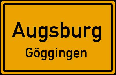 Augsburg Göggingen