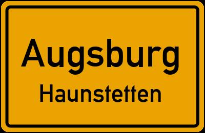 Augsburg Haunstetten