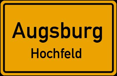 Augsburg Hochfeld