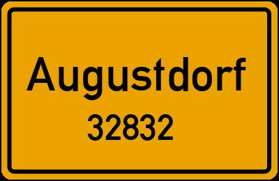 32832 Augustdorf