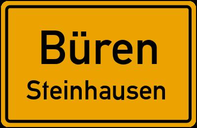 Amselweg in BürenSteinhausen