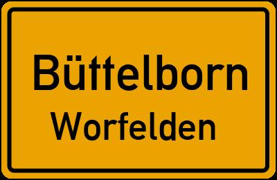 Frankfurter Straße in BüttelbornWorfelden
