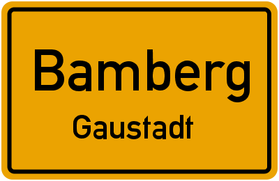 Am Steinberg in BambergGaustadt