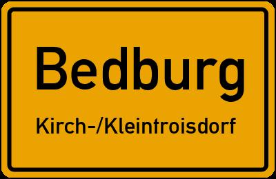 Am Anger in BedburgKirch-/Kleintroisdorf