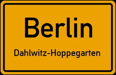 Berlin Dahlwitz-Hoppegarten