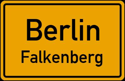 Straßenverzeichnis Berlin Falkenberg
