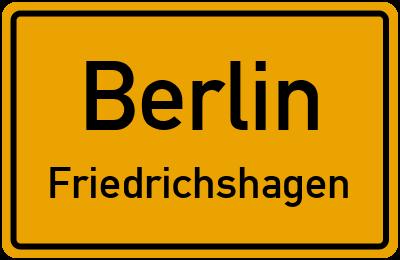 Straßenverzeichnis Berlin Friedrichshagen