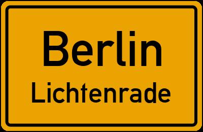 Berlin Lichtenrade