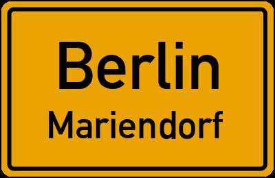 Straßenverzeichnis Berlin Mariendorf