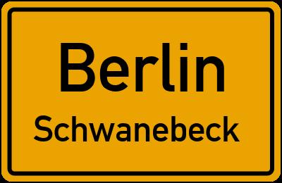 Berlin Schwanebeck