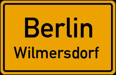 Straßenverzeichnis Berlin Wilmersdorf