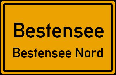 Zeesener Straße in BestenseeBestensee Nord