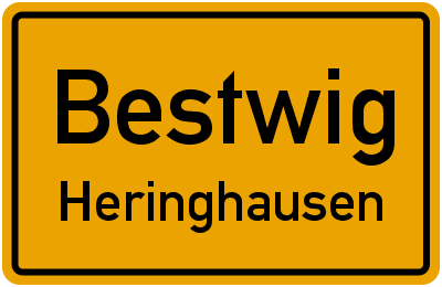 Montanusstraße in BestwigHeringhausen