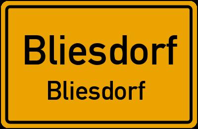 Ostermannsweg in BliesdorfBliesdorf