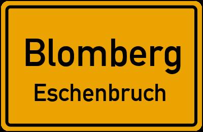 Am Anger in BlombergEschenbruch