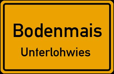 Amselweg in BodenmaisUnterlohwies