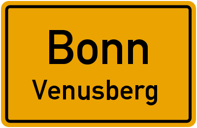 Espenweg in BonnVenusberg