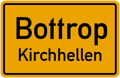 Amselweg in BottropKirchhellen