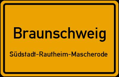 Zusestraße in BraunschweigSüdstadt-Rautheim-Mascherode
