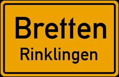 Kastanienweg in BrettenRinklingen
