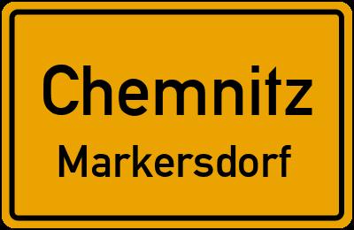 Hamstersteig in ChemnitzMarkersdorf