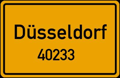 40233 Düsseldorf