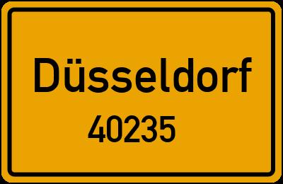 40235 Düsseldorf