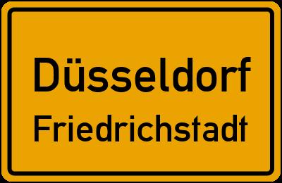 Bilker Allee Düsseldorf Friedrichstadt