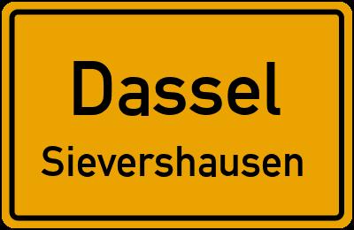 Silberborner Straße Dassel Sievershausen