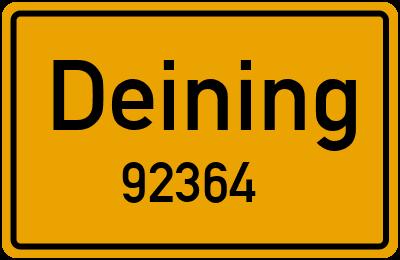 92364 Deining
