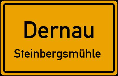 Straßenverzeichnis Dernau Steinbergsmühle