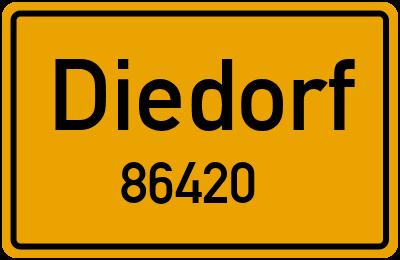 86420 Diedorf