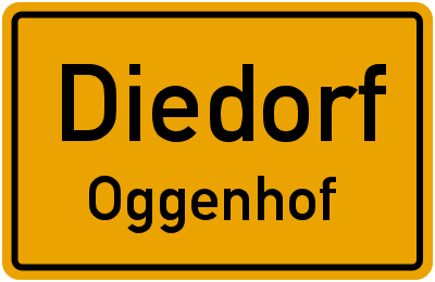 Am Lehmberg in DiedorfOggenhof