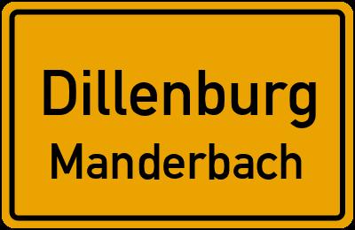 Amselweg in DillenburgManderbach